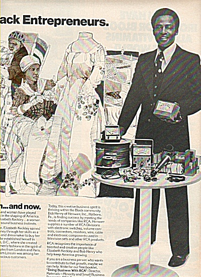 RCA  black entrepreneus ad 1977 (Image1)