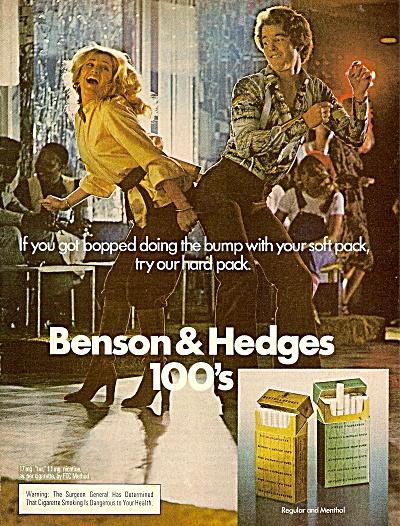Benson & Hedges ad 1976 (Image1)