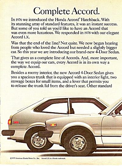 Honda Accord ad 1977 (Image1)