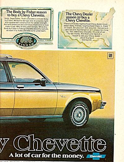 1980 Chevy Chevette ad (Image1)
