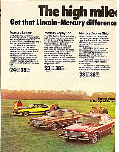 Lincoln-Mercury autos ad 1979 (Image1)