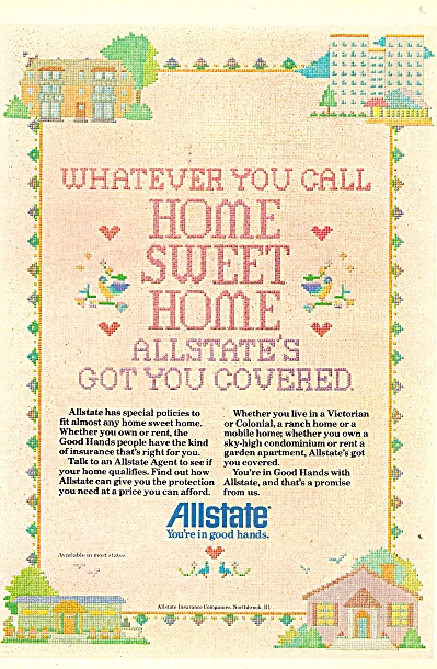 All State Insurance Co., Ad 1979