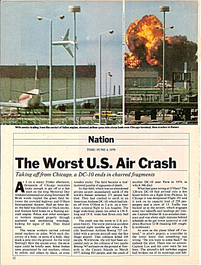 The worst U.S. Air crash =- 1979 (Image1)