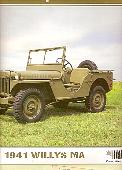 1941 Willys  MA picture (Image1)