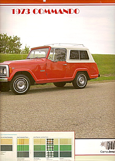 1973 Commando Jeep Picture