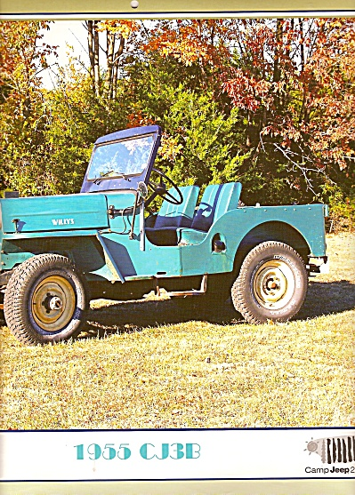 1955 Jeep CJ3B picture (Image1)