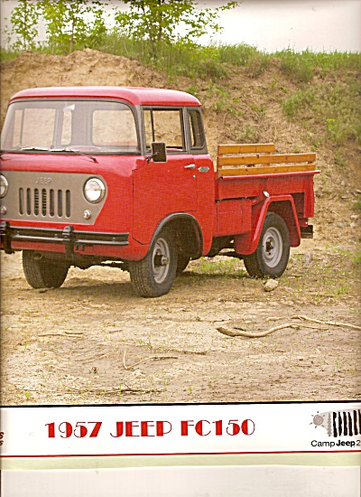 1957 Jeep FC 150 -= Picture (Image1)