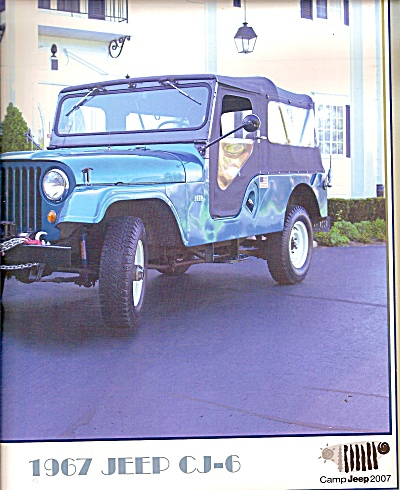 1967 Jeep Cj-6 Picture