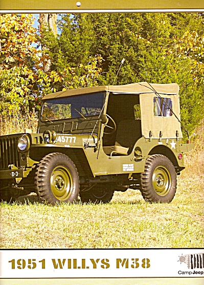 1951 Willys M38 Picture