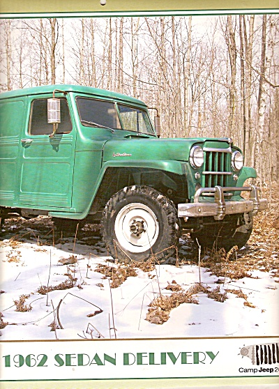 1962 Sedan Delivery Jeep Picture