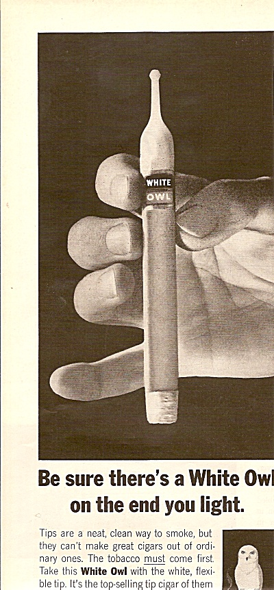 Whit owl cigar ad 1962 (Image1)