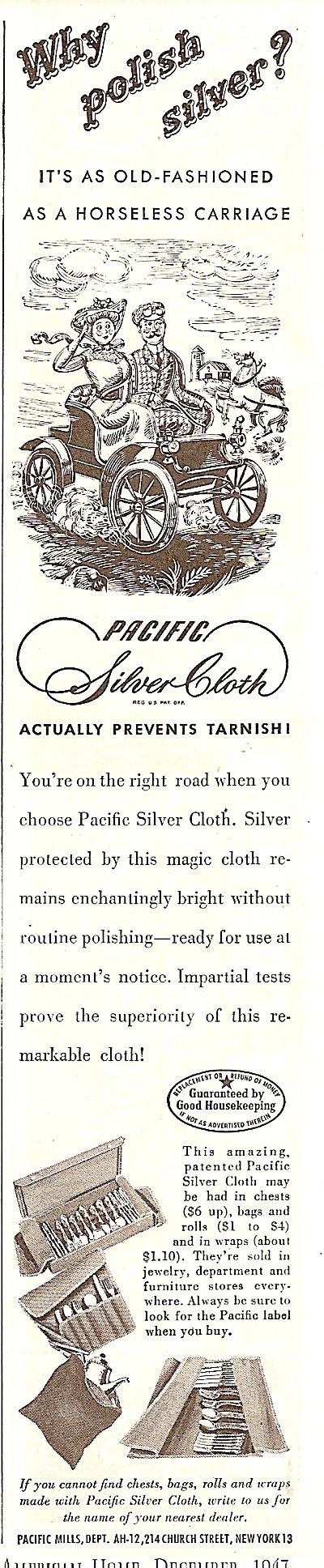 Pacific Silver cloth ad 1947 (Image1)
