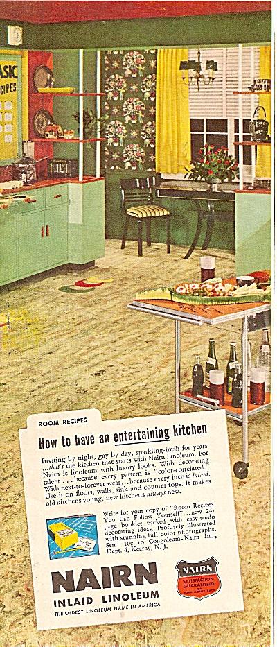 Nairn inlaid linoleum ad 1947 (Image1)