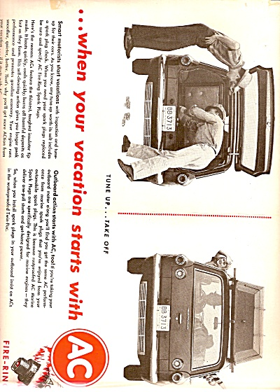 AC fire ring spark plugs ad 1962 (Image1)