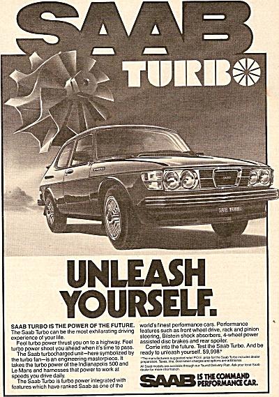 Saab auto ad 1978 (Image1)