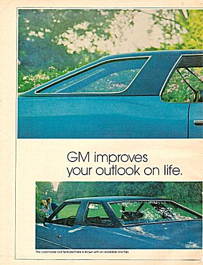 General Motors ad 1974 (Image1)