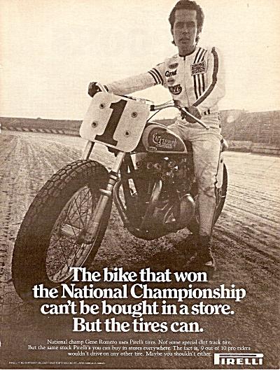 Pirelli tires ad 1971 (Image1)