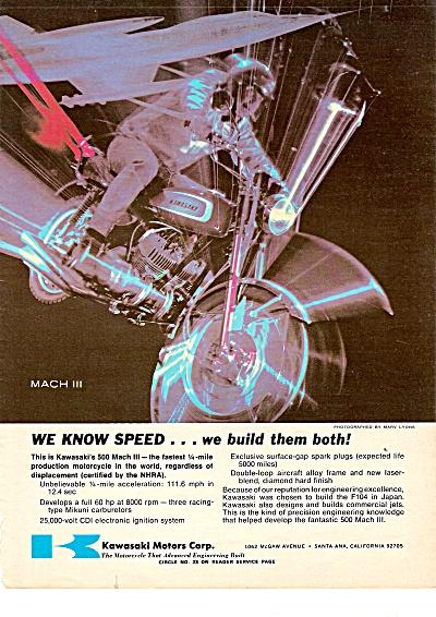 Kawasaki motors corp. ad 1971 (Image1)