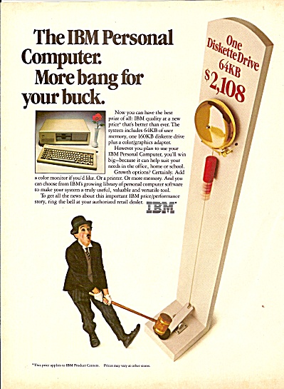IBM products center ad 1983 (Image1)