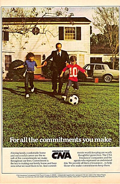 CNA Insurance ad 1983 (Image1)