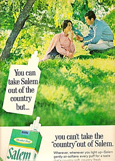 Salem cigarettes ad 1968 (Image1)