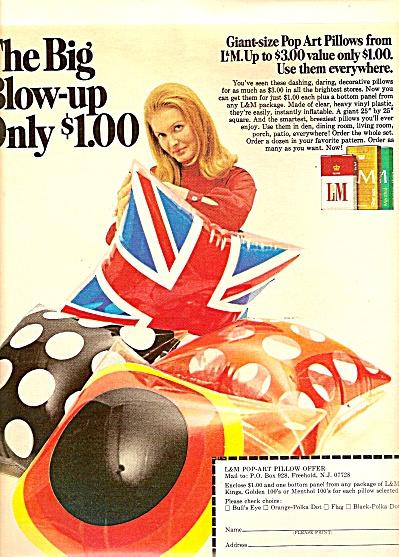 L & M. Cigarettes ad 196 (Image1)