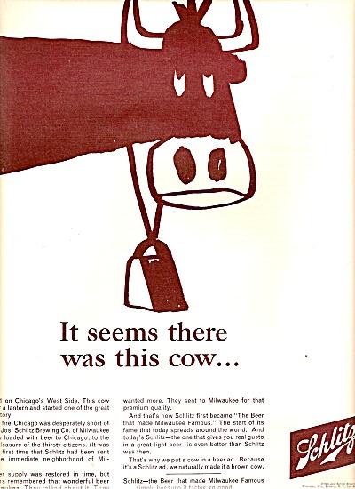 Schlitz beer ad 1964 (Image1)
