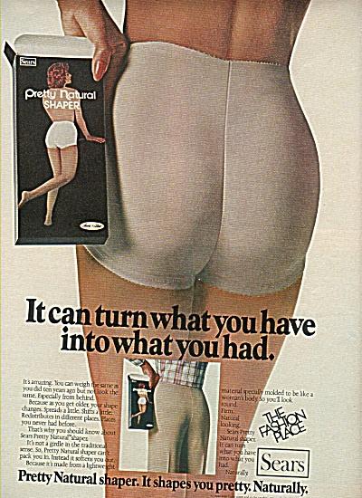 Sears - the fashion place shaper ad1977 (Image1)