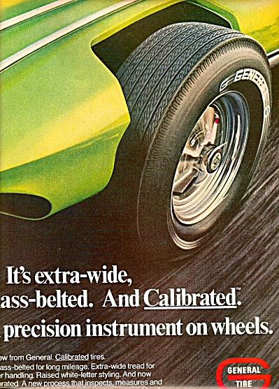 General Tire ad 1970 (Image1)