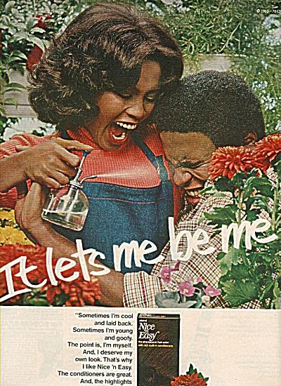 Nice 'n Easy shampoo ad 1978 (Image1)
