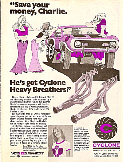 Cyclone automotive products ad 1973 (Image1)