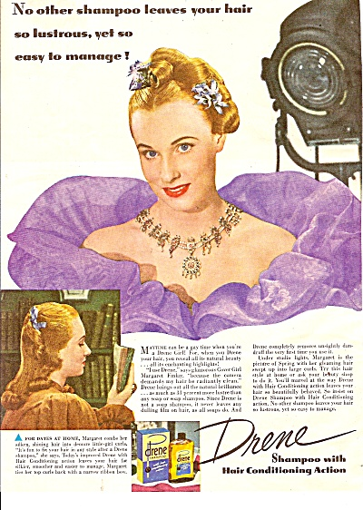 Drene shampoo  ad1946 (Image1)