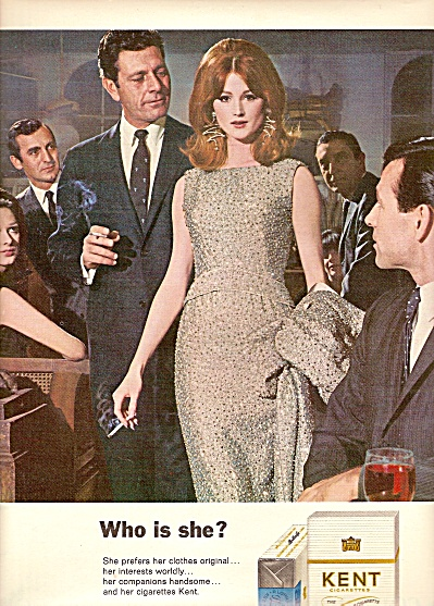 Kent cigarettes ad 1967 (Image1)