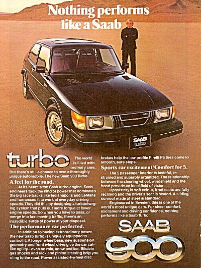 Saab 900 ad 1979 (Image1)