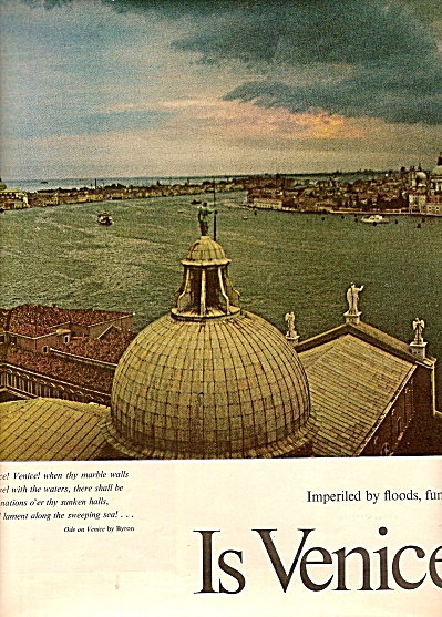 Is VENICE doomed Story  - 1969 (Image1)