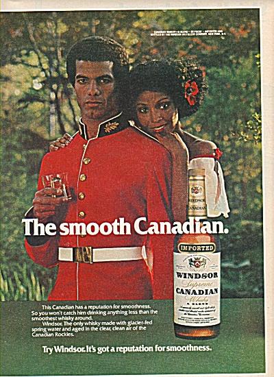 Windsor Canadian whisky ad 1978 (Image1)