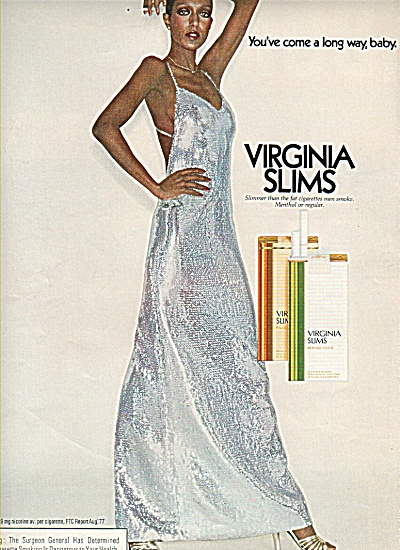 Virginia slims  ad 1977 (Image1)