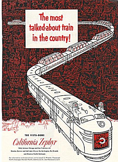 California Zephyr ad 1953 (Image1)