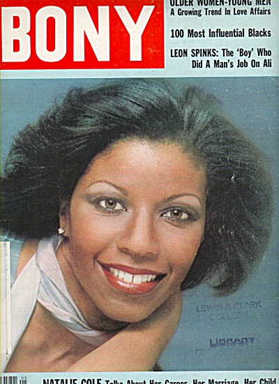 NATALIE COLE story & pictures 1978 (Image1)