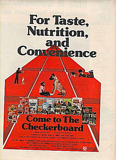 Checkerboard products ad 1978` (Image1)