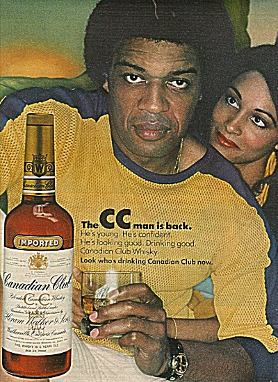 Canadian Club whisky ad 1978 (Image1)