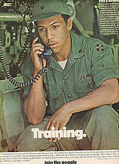 U. S. Army ad 1978 (Image1)