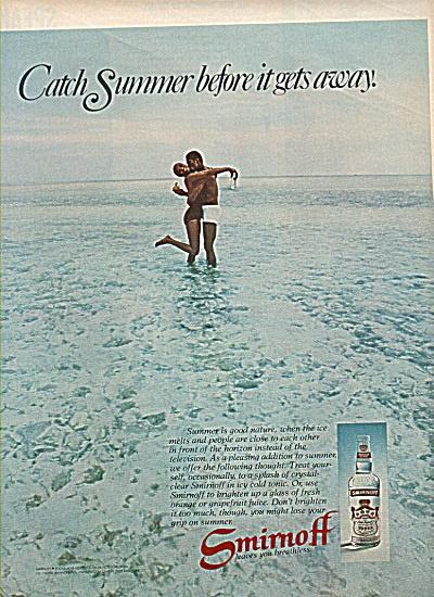 Smirnoff Vodka ad 1978 (Image1)