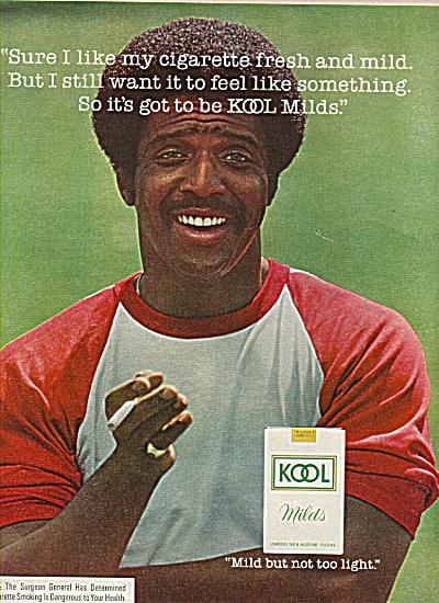 Kool mild cigarettes ad 1978 (Image1)