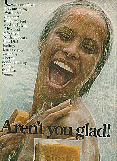 Dial Soap Ad 1978