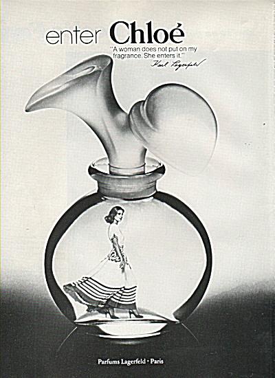 Parfums lagerfeld Paris ad 1977 (Image1)