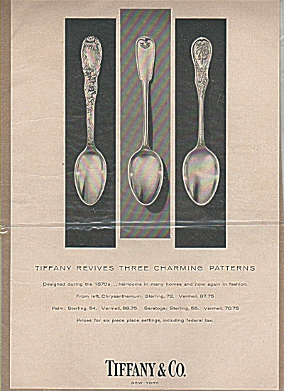 Tiffany & Co. ad 1947 (Image1)