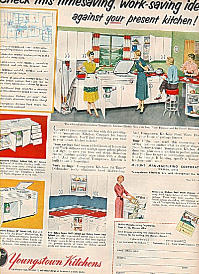 Youngstown kitchens ad 1952 (Image1)