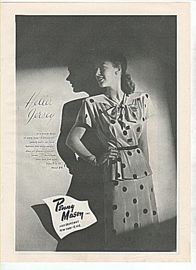 Penny Mason Inc. ad 1945 (Image1)