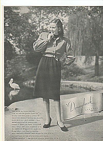 Donnybrook classic ad 1945 (Image1)